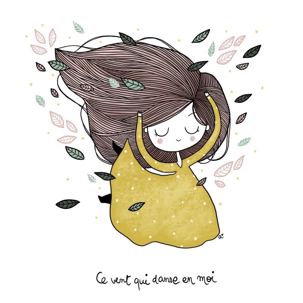 Ce vent qui danse en moi - Anouck Ferri
