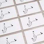 Cartes de visite Luna Delban - Anouck Ferri