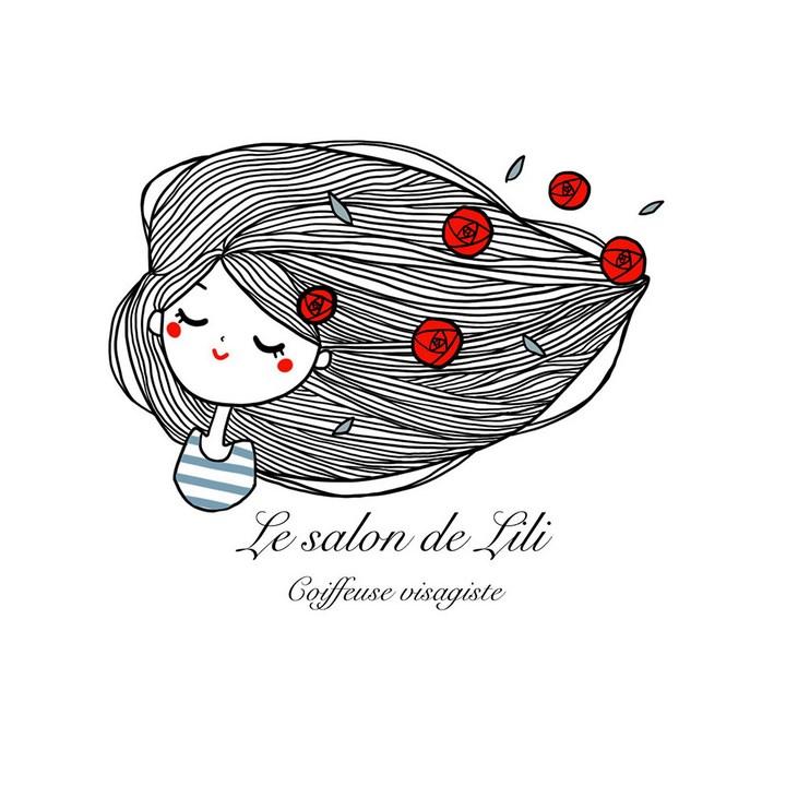 Logo Le salon de Lili - Anouck Ferri