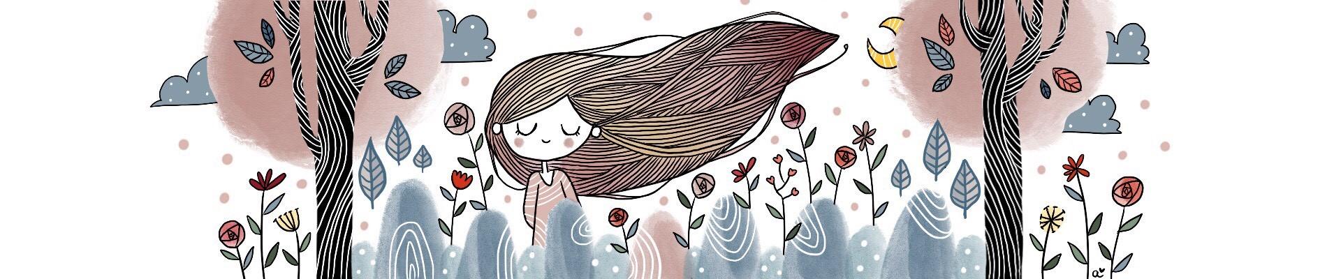 Illustration de la page d'accueil - Anouck Ferri